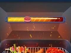 BBQ Kitchen Grill Cooking Game 1.0 Screenshot