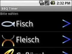 BBQ Timer 1.1.1 Screenshot