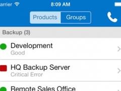 BCC Mobile 1.6.4 Screenshot