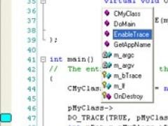 BCGPEdit (BCGSoft Professional Editor) 6.5 Screenshot