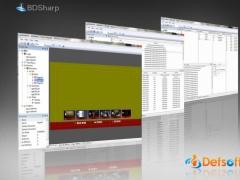 BDSharp FE 1.1.0.0 Screenshot