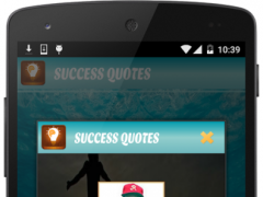 Be Stronger - Success Quotes 3.0.0.3 Screenshot