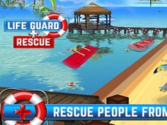 Beach Life Guard Simulator : Coast Emergency Rescue & Life Saving Simulation Game 1.1 Screenshot