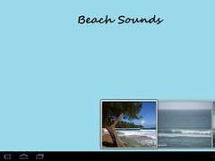 Beach Sounds 1.9 Screenshot