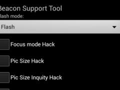 Beacon Support Tool 1.1 Screenshot