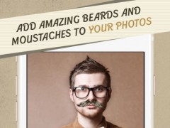 Beard Stash Selfie - Amazing Mustache Fun Activity Images 1.0 Screenshot