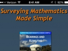 Bearing and Azimuths 1.2.0 Screenshot