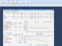 Bearing Capacity Software - PEYSANJ 4.0 Screenshot
