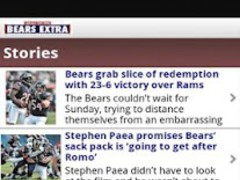Bears Extra: Chicago Sun-Times 1.37.3 Screenshot