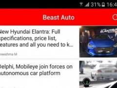 Beast Auto: News and Trends 1.3.8 Screenshot