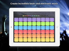 Beat Boss - EDM Sampler LITE 1.2 Screenshot