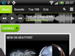 Beatport Free 0.7.8 Screenshot