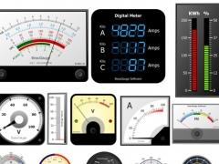 BeauGauge Gauge ActiveX Control 2.3 Screenshot