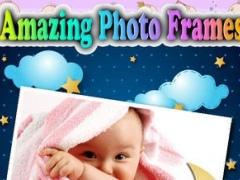 Beautiful Baby Frames (Pro) 1.2 Screenshot