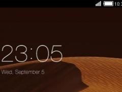 Beautiful Desert Theme 4.2.0 Screenshot