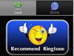 beautiful ringtones 1.1 Screenshot