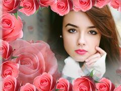 Beautiful Rose Photo Frames 1.2 Screenshot