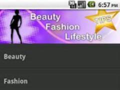 Beauty, Fashion & Lifestyle 1.1 Screenshot