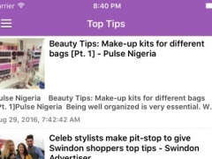 Beauty Makeup Tips: How To, Tutorials & Ideas 2.0 Screenshot