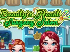 Beauty's Heart Surgery Salon - Mommy Surgeon Tracker/Cardiac Operation Games For Girls 1.0.1 Screenshot