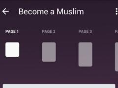 Become a Muslim 1.1 Screenshot
