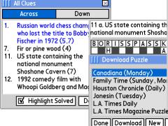 BeCrossword 2.0.4 Screenshot