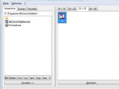 BeCyIconGrabber 2.30 Screenshot
