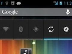 Bedside Mode widget 1.0.2 Screenshot