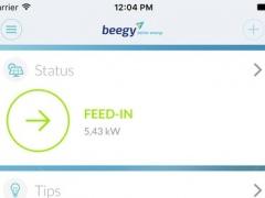 beegy 1.2 Screenshot