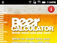 BeerCalculator 1.1.0 Screenshot