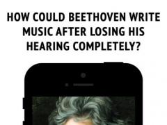 Beethoven - interactive biography 3.0 Screenshot