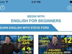 Begin With English for Beginners 1.0 Screenshot