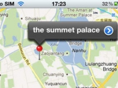 Beijing Offline Street Map (English+Chinese)-北京离线街道地图 1.20 Screenshot