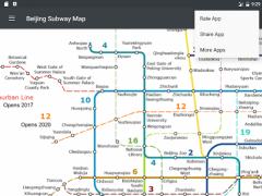 Bejing Subway Map 2018.Beijing Subway Map 2018 2 4 Free Download