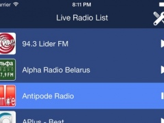 Belarus Radio Live 1.0 Screenshot
