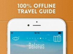Belarus Travel Guide and Offline Street Maps 1.1 Screenshot