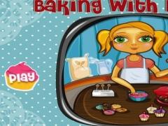 Bella Baking - How to make Cupcakes, Cake Pops, Cake Circles, Donuts, Ice Cream 1.1 Screenshot