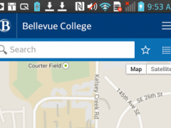 Bellevue College 1.1 Screenshot