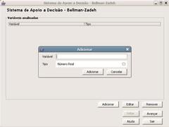 bellmanzadeh fuzzy decision maker 0.9 Screenshot