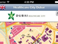 BeMap Healthcare City 1.1 Screenshot