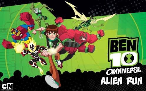 Ben 10 Omniverse: Alien Run 1 0 11 Free Download
