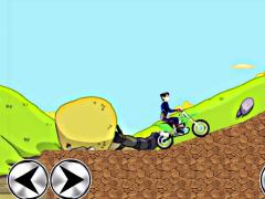 Ben Jungle MotorBike Racing 3.0 Screenshot