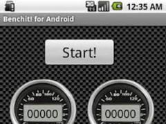 Benchit! 1.0 Screenshot