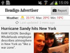 Bendigo Advertiser 1.0.7 Screenshot