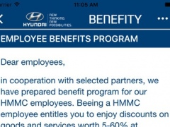 Benefits HMMC 1.1.4 Screenshot