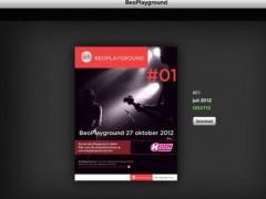 BeoPlayground 1.0 Screenshot