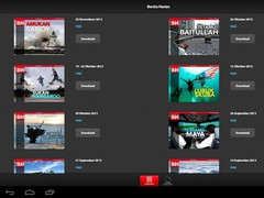 Berita Harian for Tablet 3.0.0.3.70378 Screenshot