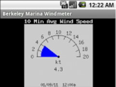 Berkeley Marina Windmeter 1.11 Screenshot