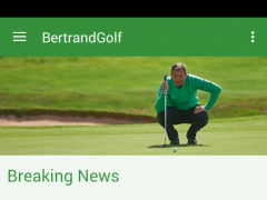 Bertrand Golf Training 5.628 Screenshot