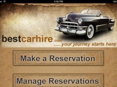Best Car Hire on iPad 1.0.8 Screenshot